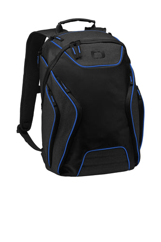 ogio hatch pack 91001 electric blue heather grey