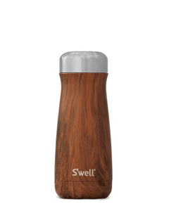 S'well Teakwood 20 oz Traveler