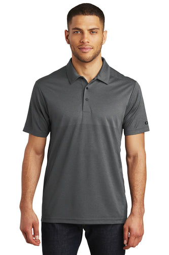 OGIO Diesel Grey Heather OG137 embroidered polo shirts custom