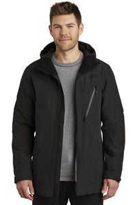 The North Face TNF Black NF0A3SES company logo jackets