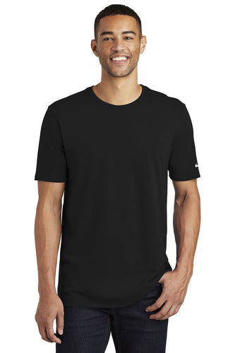 nike core cotton tee nkbq5233 black