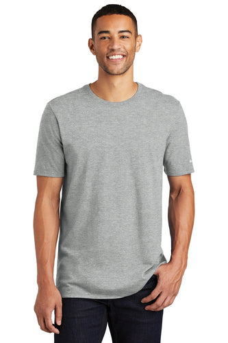 nike core cotton tee nkbq5233 dark grey heather