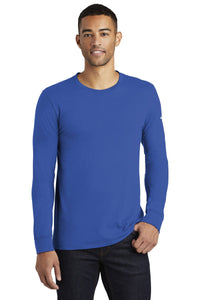 nike-core-cotton-long-sleeve-tee-nkbq5232-rush-blue