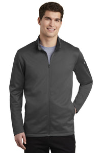 Nike Anthracite NKAH6418  embroidered jackets for business