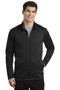 Nike Black NKAH6418  embroidered jackets for business
