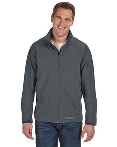 Marmot Slate Grey 94410 jackets with company logo