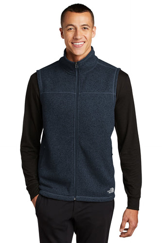The North Face Urban Navy Heather NF0A47FA custom jackets with logo