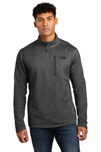 The North Face TNF Dark Grey Heather NF0A47F7 sweatshirts custom logo
