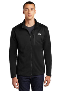 The North Face TNF Black NF0A47F5 embroidered jacket custom