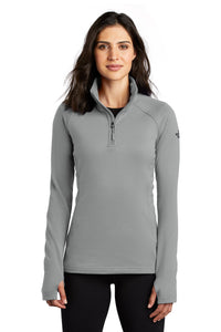 The North Face Mid Grey NF0A47FC sweatshirts with company logo