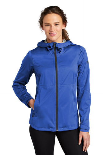 the north face ladies all-weather dryvent stretch jacket tnf blue