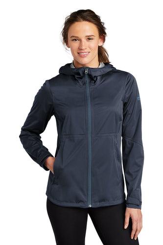 the north face ladies all-weather dryvent stretch jacket urban navy