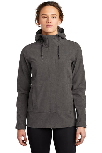 The North Face TNF Dark Grey Heather NF0A47FJ  company jackets with logo