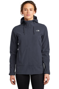 the north face ladies apex dryvent jacket urban navy