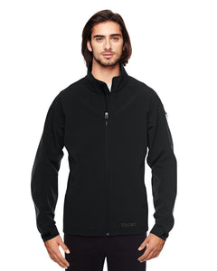 Marmot Black 98160 custom jackets with logo