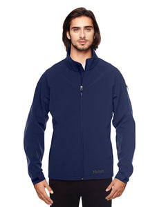 Marmot Navy 98160 custom jackets with logo