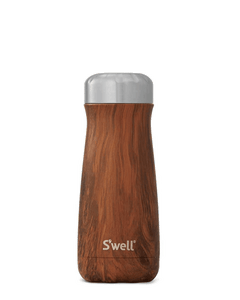S'well Teakwood 16 oz Traveler