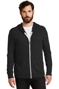 alternative apparel eco true black aa1970 sweatshirts with logos