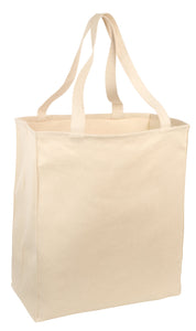 port authority_b110 _natural_company_logo_bags