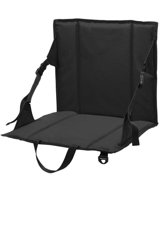 Port Authority Stadium Seat Black BG601