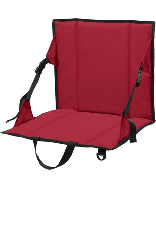 Port Authority Stadium Seat Red BG601