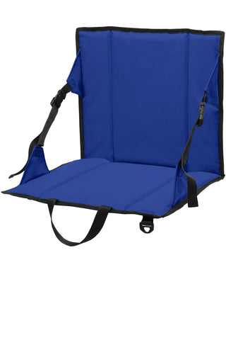 Port Authority Stadium Seat Royal BG601