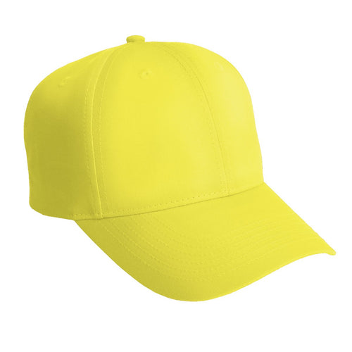 port authority_c806 _safety yellow_company_logo_hats