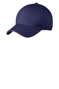 Port Authority Americana Flag Sandwich Cap