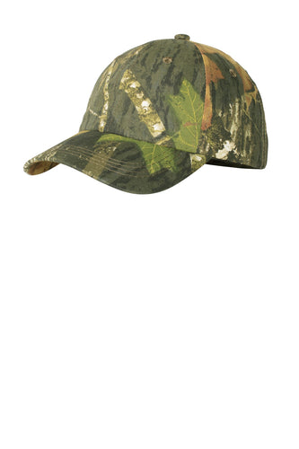 Port Authority Pro Camouflage Series Garment-Washed Cap