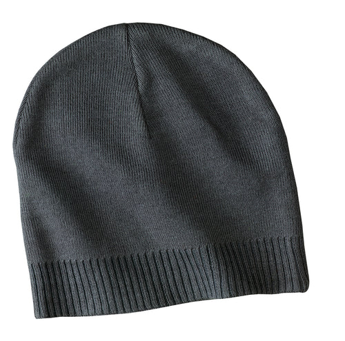 Port Authority 100% Cotton Beanie