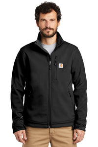 Carhartt Black CT102199 embroidered jacket custom