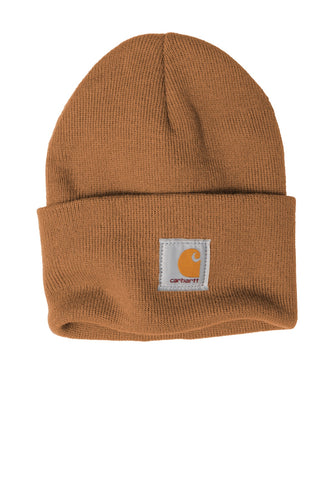 carhartt acrylic watch hat cta18 carhartt brown