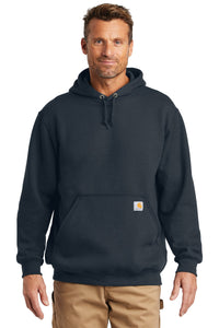 Carhartt New Navy CTK121 custom work sweatshirts