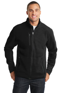 port authority black/ black f227 embroidered jackets for business