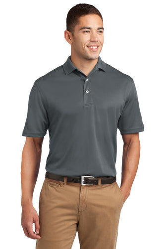 Sport-Tek Steel TK469 business polo shirts embroidered