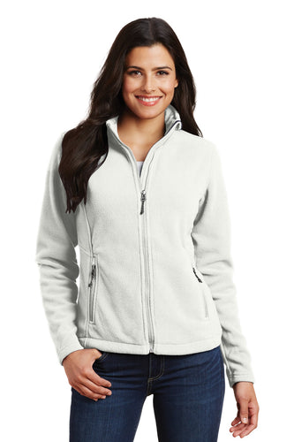 port authority winter white l217 business logo jackets