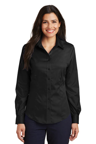 Port Authority Black L638 custom corporate clothing