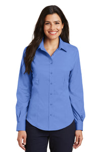 Port Authority Ultramarine Blue L638 custom corporate clothing