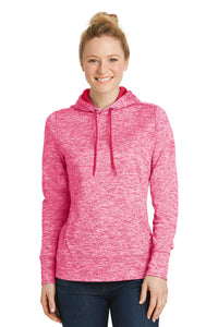 Sport-Tek Power Pink Electric LST225  custom business sweatshirts