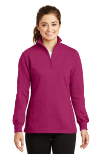 Sport-Tek Pink Rush LST253  printed sweatshirts for business