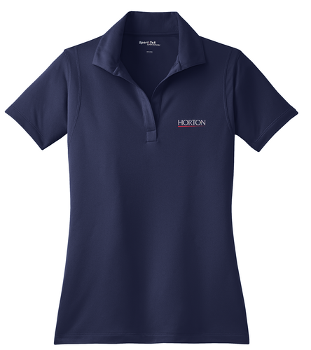Sport-Tek Ladies Micropique Sport-Wick Polo LST650 True Navy [Horton Group]