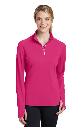 Sport-Tek Pink Raspberry LST860 custom business sweatshirts