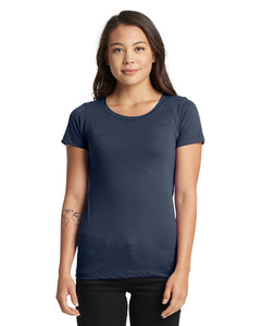 Next Level Ladies Ideal T N1510 Indigo