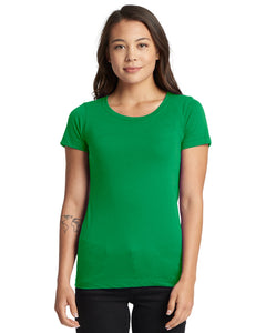 Next Level Ladies Ideal T N1510 Kelly Green
