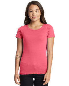 Next Level Ladies Ideal T N1510 Hot Pink