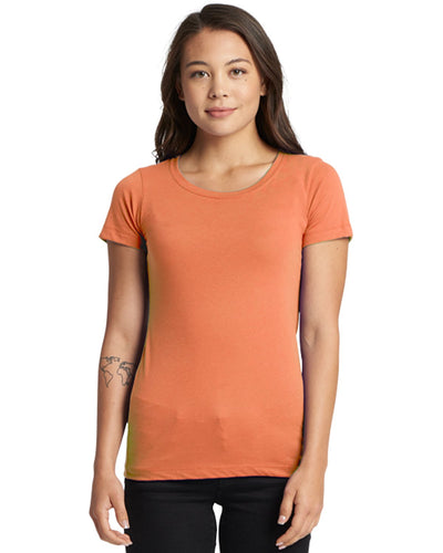 Next Level Ladies Ideal T N1510 Light Orange
