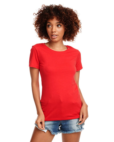 Next Level Ladies Ideal T N1510 Red