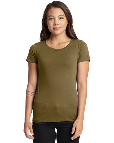 Next Level Ladies Ideal T N1510 Military Green