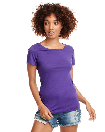 Next Level Ladies Ideal T N1510 Purple Rush