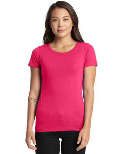 Next Level Ladies Ideal T N1510 Raspberry